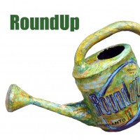 RoundUp Watering Can