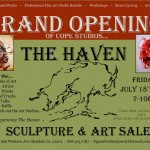 Grand Opening of Cope Studios in Glendale this Friday