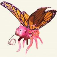 Monarch Butter Pig