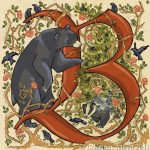 Illuminated Manuscripts at Barnsdall Arts
