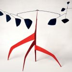 Barnsdall Arts Sunday: Calder Mobiles and Stabiles